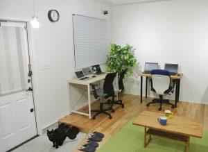 WordPressスクール鹿児島室内風景